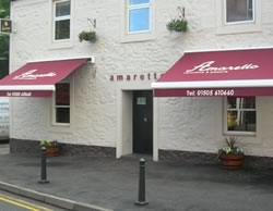 Commercial and shop awnings